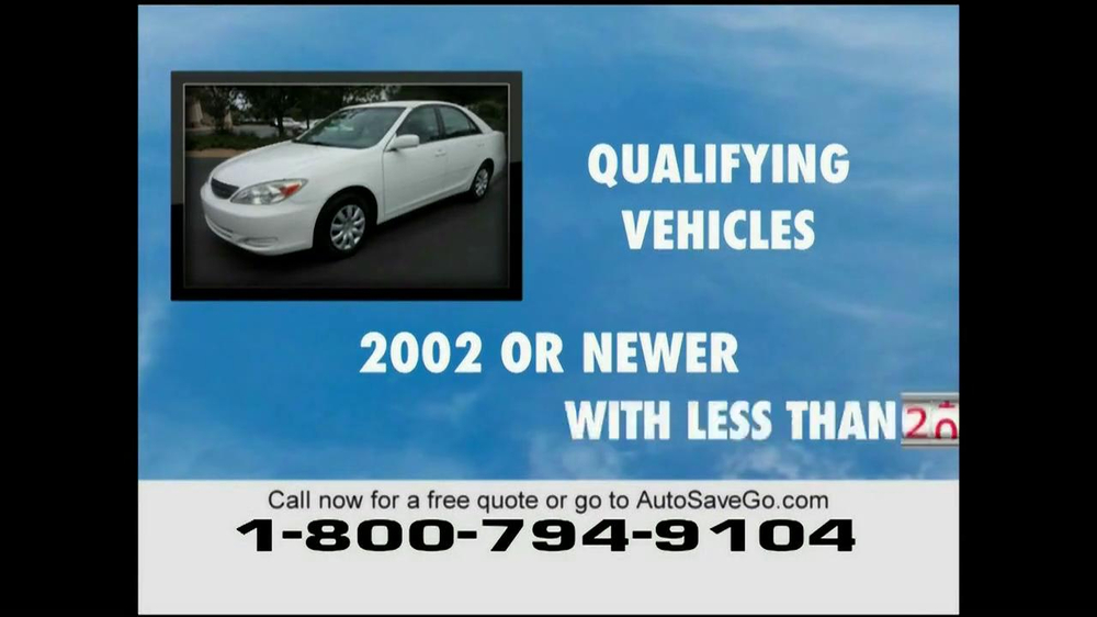 AutoSaveGo.com TV Spot - Screenshot 4