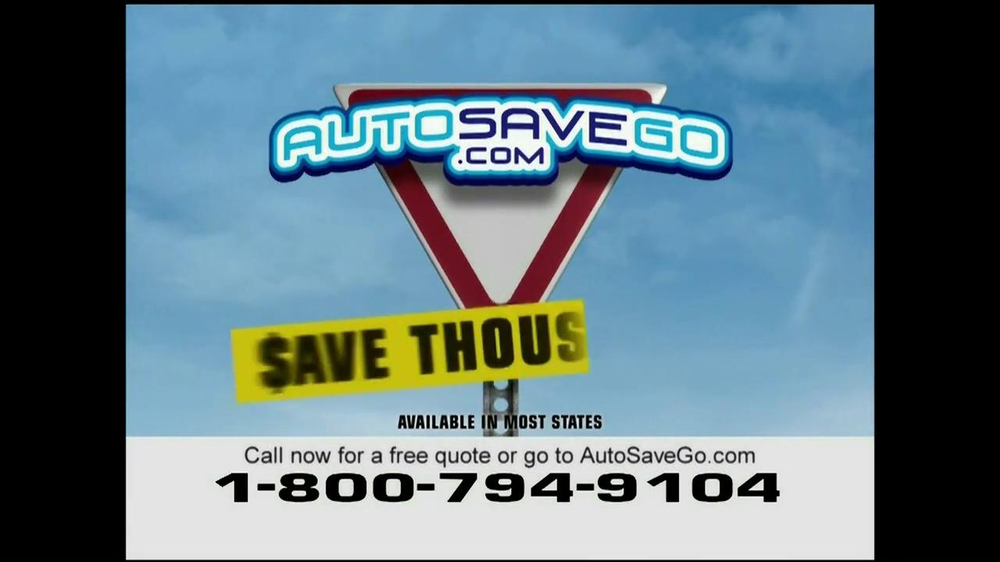 AutoSaveGo.com TV Spot - Screenshot 5