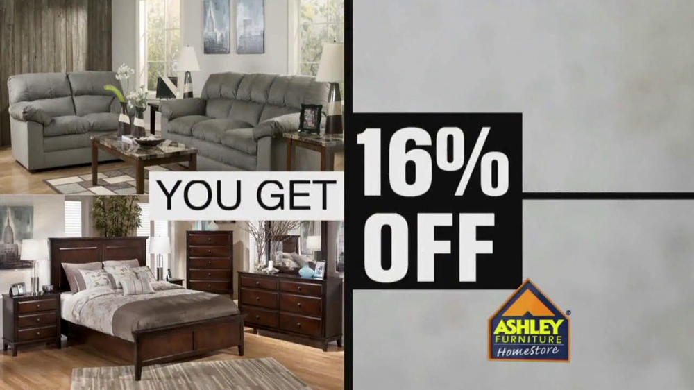 Ashley Furniture Homestore Tv Spot 39 Friday Only 39