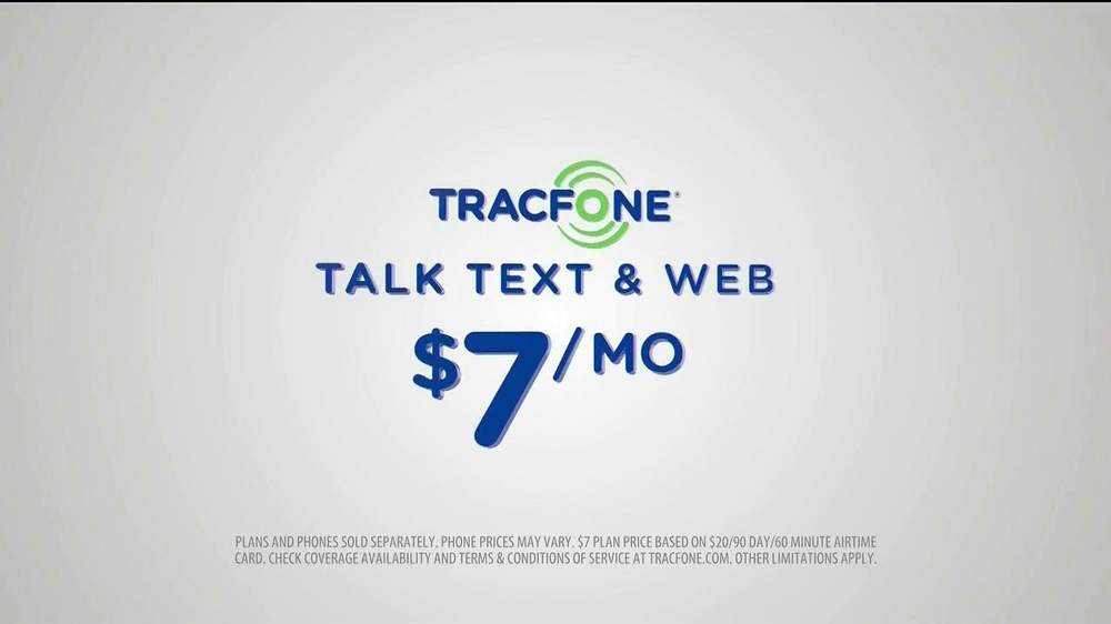 TracFone Big Easy Flip TV Spot - Screenshot 9