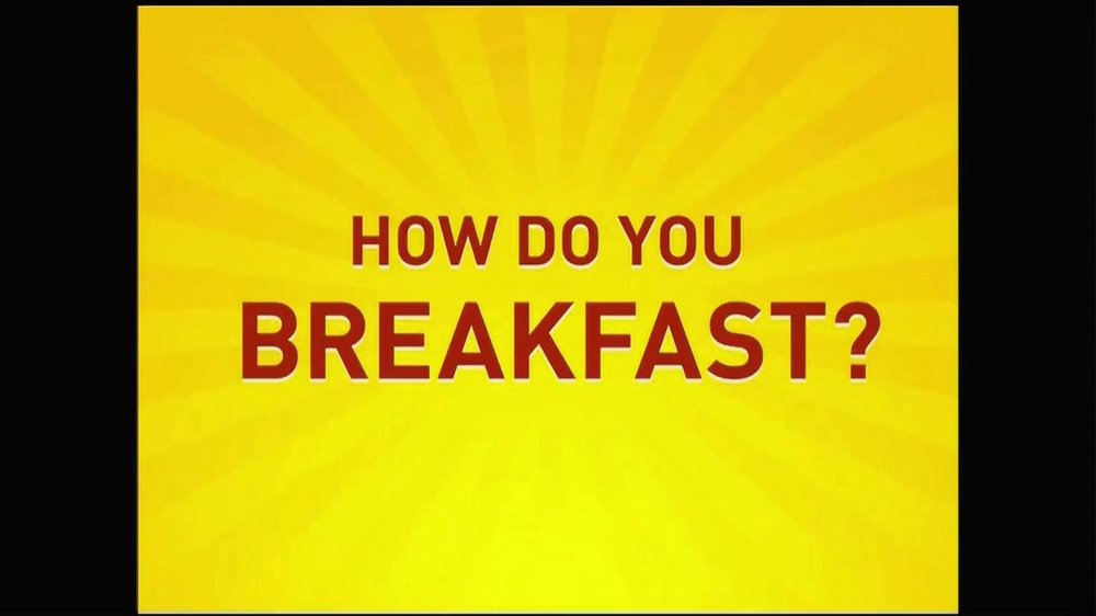 Hamilton Beach Breakfast Sandwich Maker TV Spot - Screenshot 1