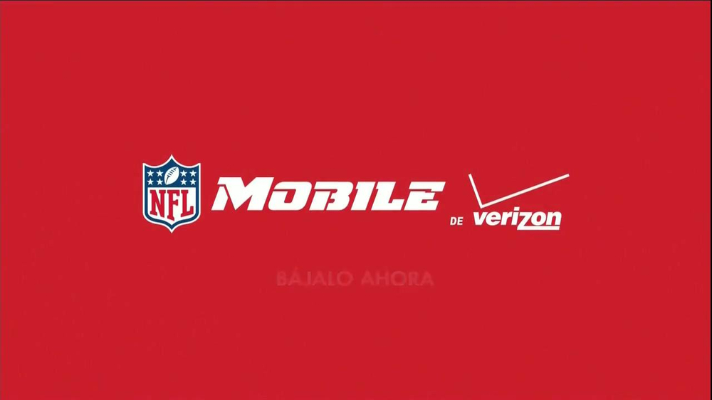 Verizon NFL Mobile TV Spot, 'Baby Shower' [Spanish] - Screenshot 10