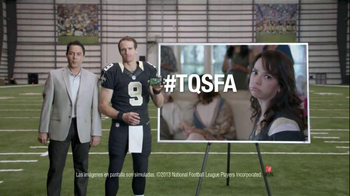 Verizon NFL Mobile TV Spot, 'Baby Shower' [Spanish] - Thumbnail 8