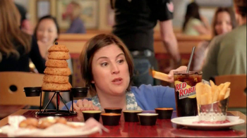 Red Robin Dipping Sauces TV Spot, 'Not Made with Real Buzzards' - Thumbnail 6