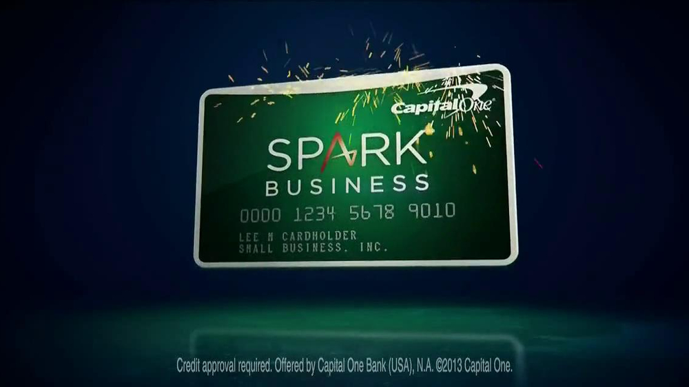 Capital e Spark Business TV mercial fice Chaos