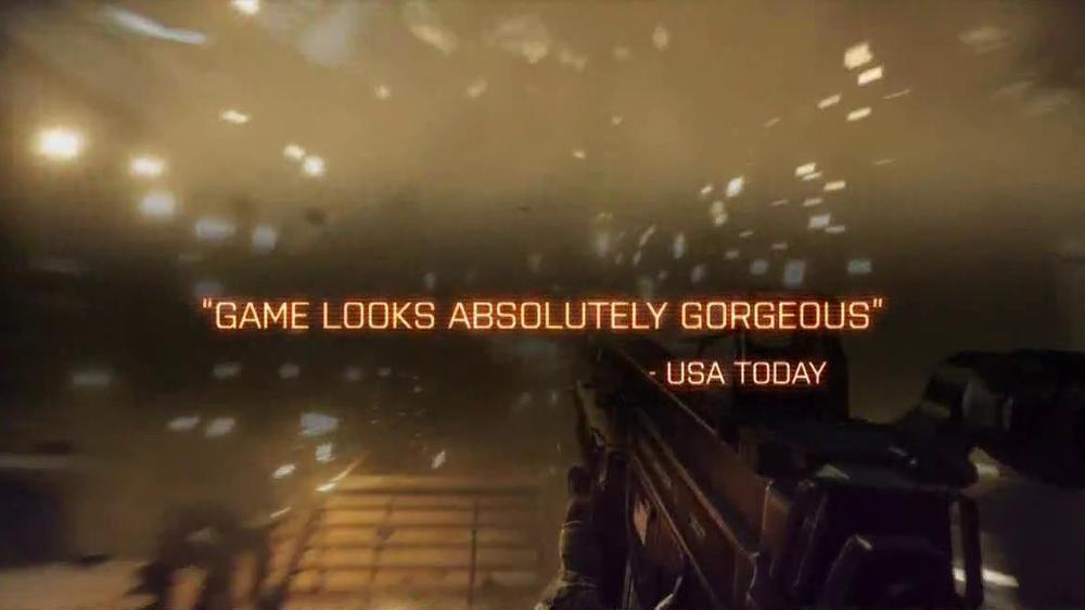 Battlefield 4 TV Spot,'Only in Battlefield 4: Accolades' Song by Aloe Blacc - Screenshot 3
