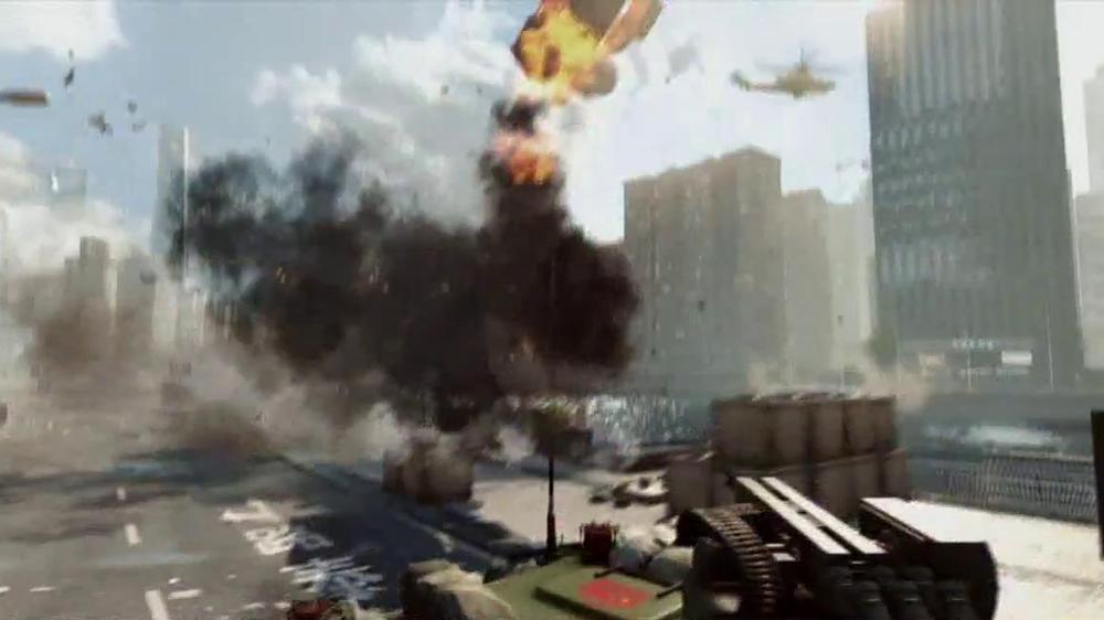 Battlefield 4 TV Spot,'Only in Battlefield 4: Accolades' Song by Aloe Blacc - Screenshot 6