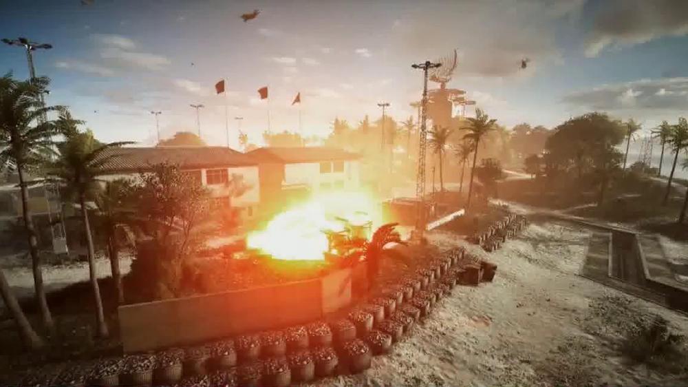 Battlefield 4 TV Spot,'Only in Battlefield 4: Accolades' Song by Aloe Blacc - Screenshot 9