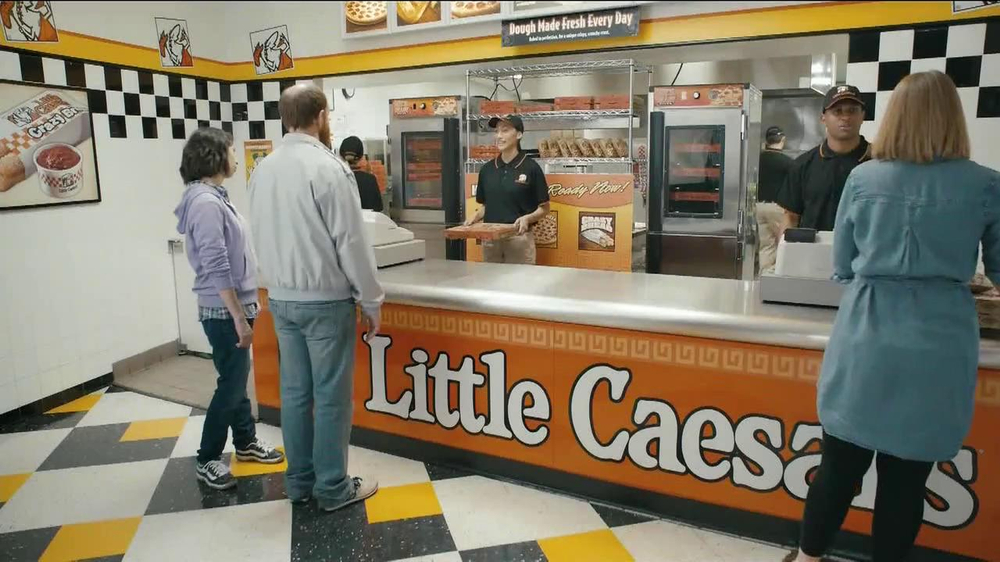 Little Caesars Hot-N-Ready Pizza TV Spot, 'High 85' - Screenshot 1