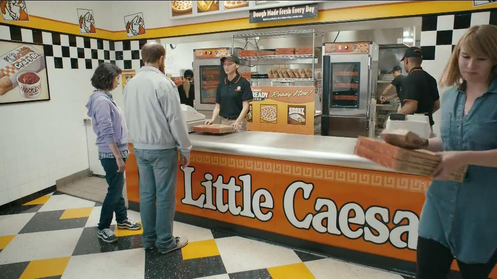 Little Caesars Hot-N-Ready Pizza TV Spot, 'High 85' - Screenshot 2