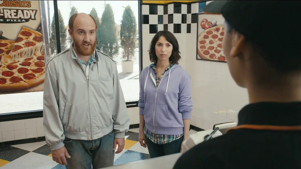 Little Caesars Hot-N-Ready Pizza TV Spot, 'High 85' - Screenshot 3