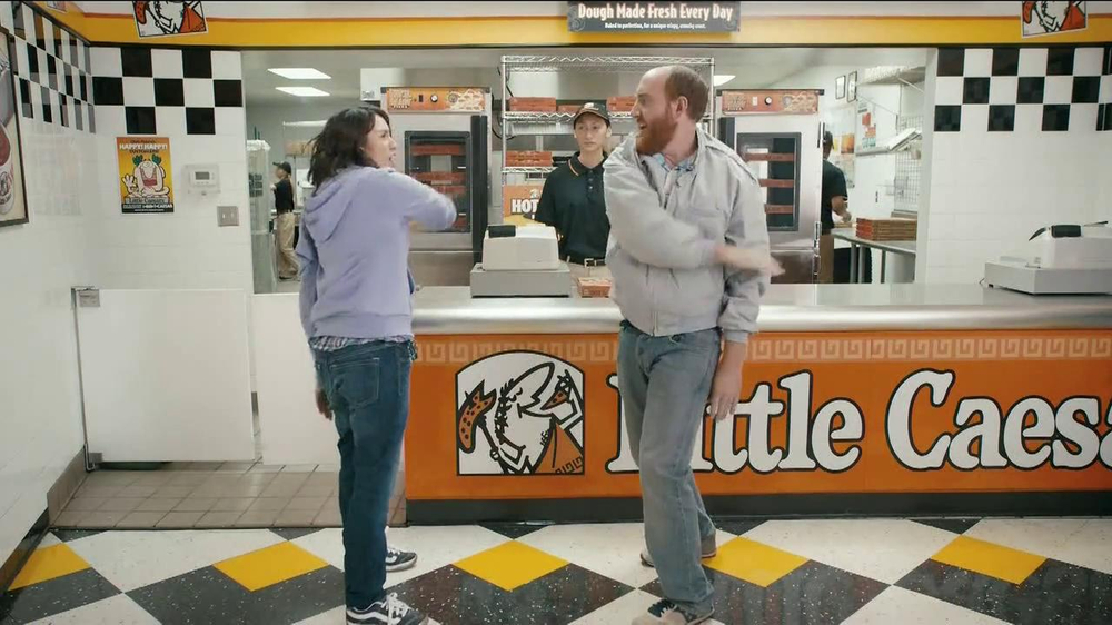 Little Caesars Hot-N-Ready Pizza TV Spot, 'High 85' - Screenshot 5
