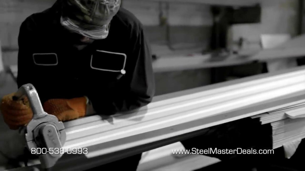 Steel Master Buildings TV Spot - Screenshot 4