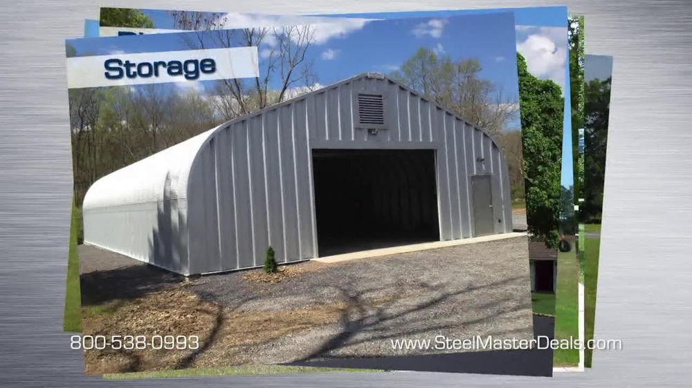 Steel Master Buildings TV Spot - Screenshot 7
