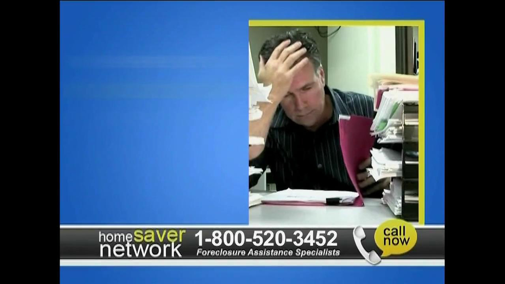 Home Saver Network TV Spot - Screenshot 1
