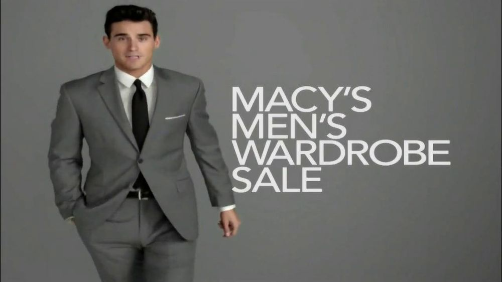 Macy's Spring Men's Wardrobe Sale TV Spot - Screenshot 2