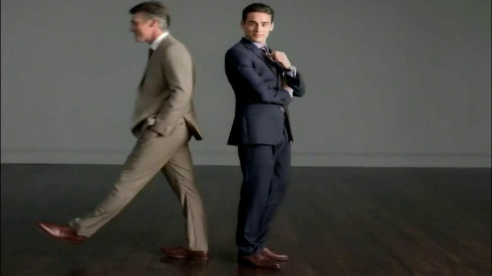 Macy's Spring Men's Wardrobe Sale TV Spot - Screenshot 3