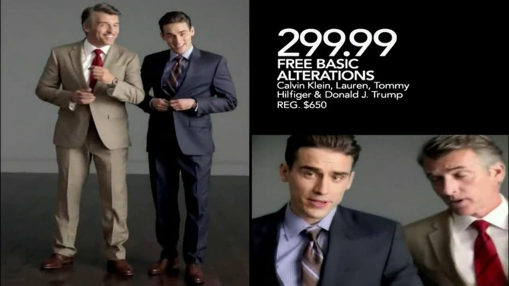 Macy's Spring Men's Wardrobe Sale TV Spot - Screenshot 5