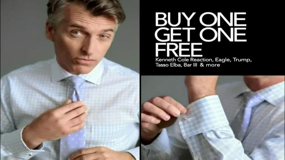 Macy's Spring Men's Wardrobe Sale TV Spot - Screenshot 7