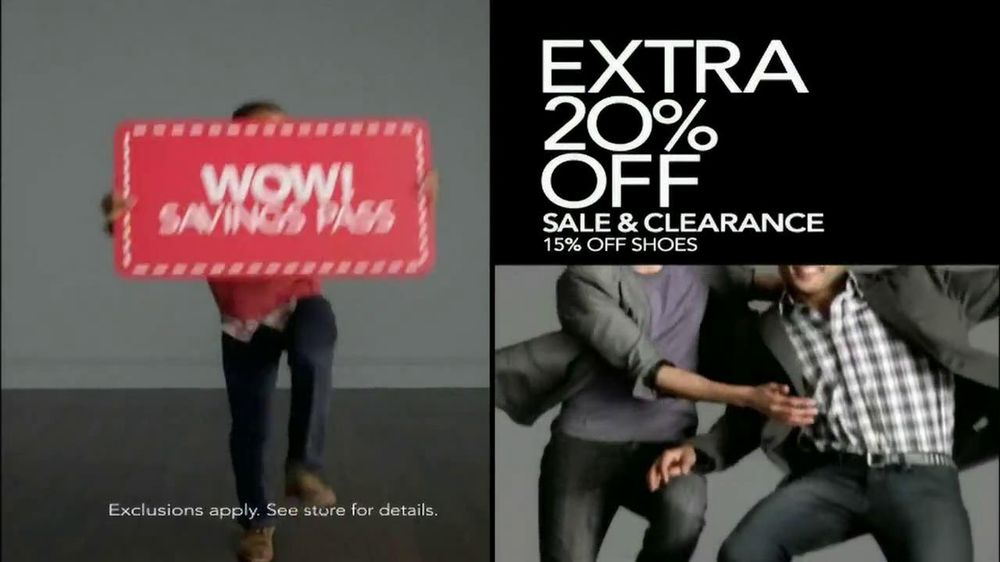 Macy's Spring Men's Wardrobe Sale TV Spot - Screenshot 9