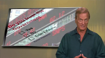 The Great Withdrawal TV Spot Featuring Pat Boone - Thumbnail 2