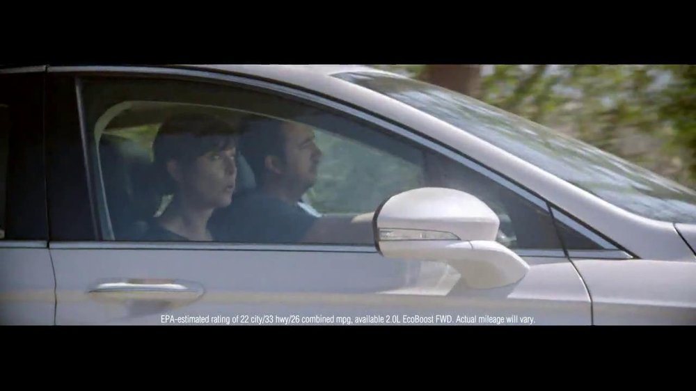 2014 Ford Fusion TV Commercial, 'Nuts or Bolts' - iSpot.tv