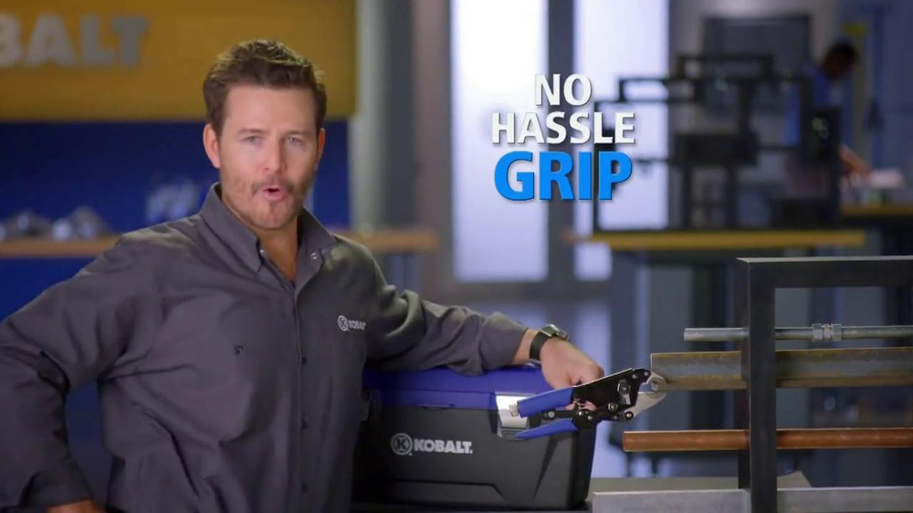 Kobalt Magnum Grip Locking Pliers TV Spot - Screenshot 9