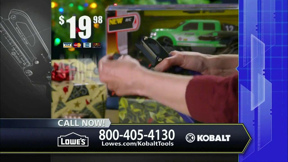 Kobalt Tools Triple Cut TV Spot - Screenshot 6