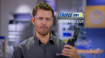 Kobalt Tools Triple Cut TV Spot - Thumbnail 5