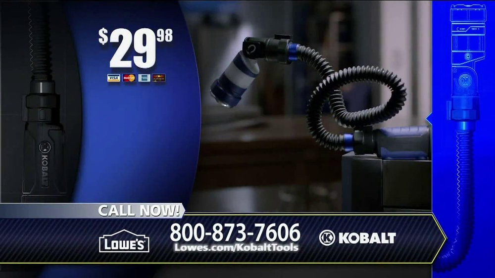 Kobalt Hyper Coil TV Spot - Screenshot 8