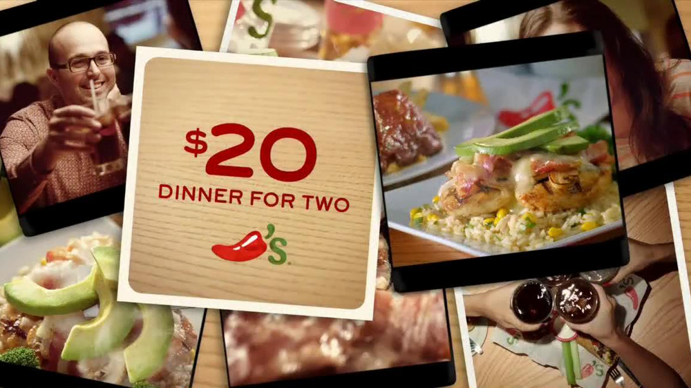 Chili's TV Spot, 'First Date' - Screenshot 10