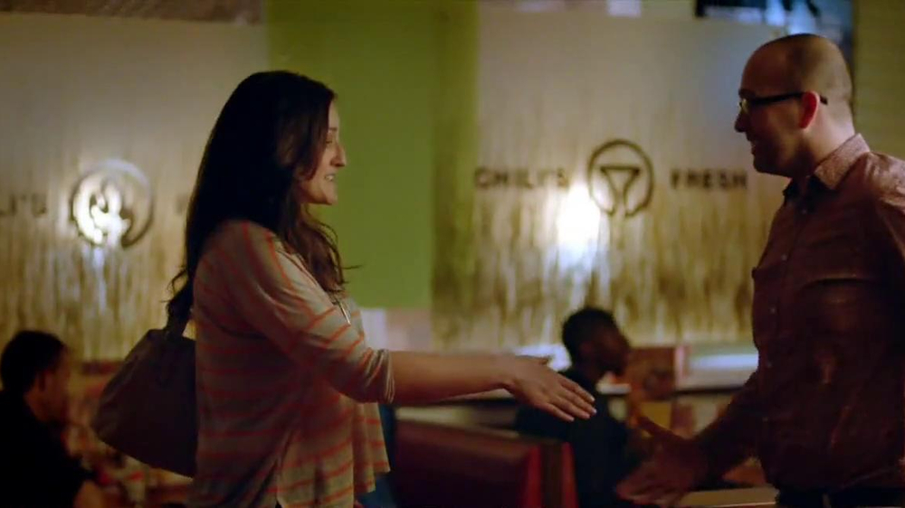 Chili's TV Spot, 'First Date' - Screenshot 3