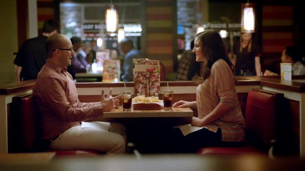 Chili's TV Spot, 'First Date' - Screenshot 4