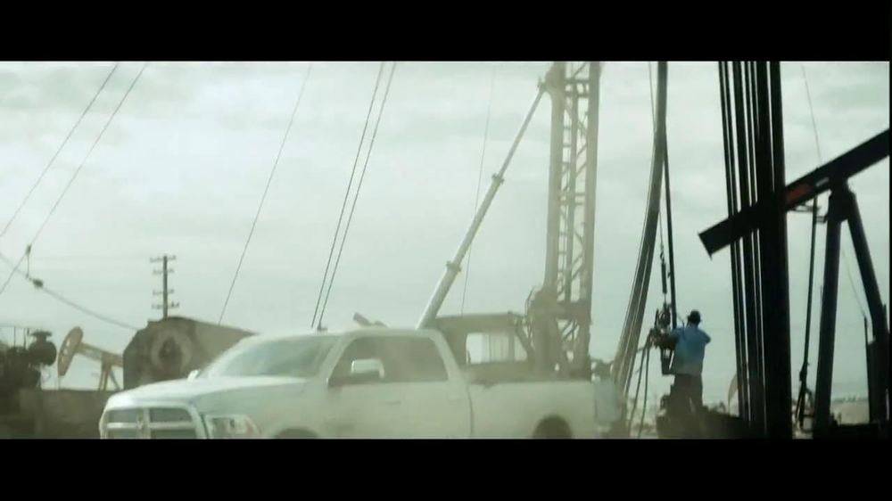 Ram Heavy Duty Trucks TV Spot, 'Walk a Mile' - Screenshot 2