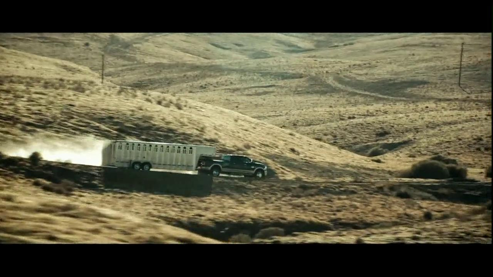 Ram Heavy Duty Trucks TV Spot, 'Walk a Mile' - Screenshot 7