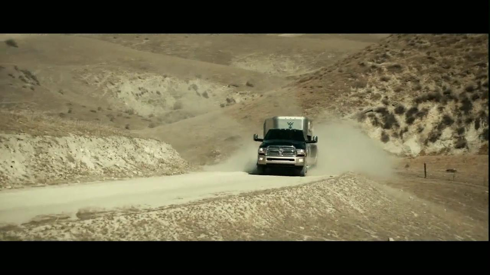 Ram Heavy Duty Trucks TV Spot, 'Walk a Mile' - Screenshot 8