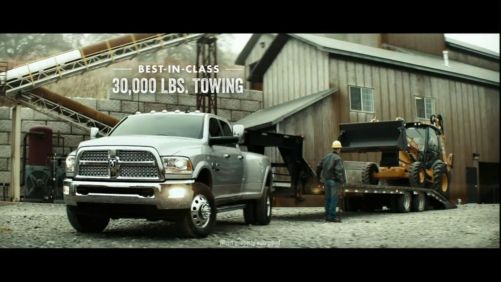 Ram Heavy Duty Trucks TV Spot, 'Walk a Mile' - Screenshot 9