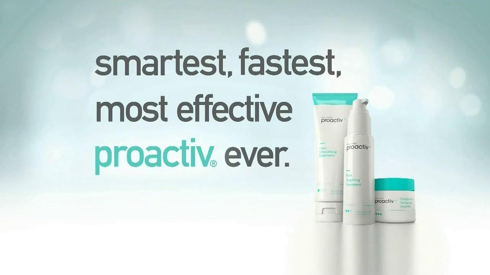proactiv plus tv commercial 39 new way to fight acne. Black Bedroom Furniture Sets. Home Design Ideas