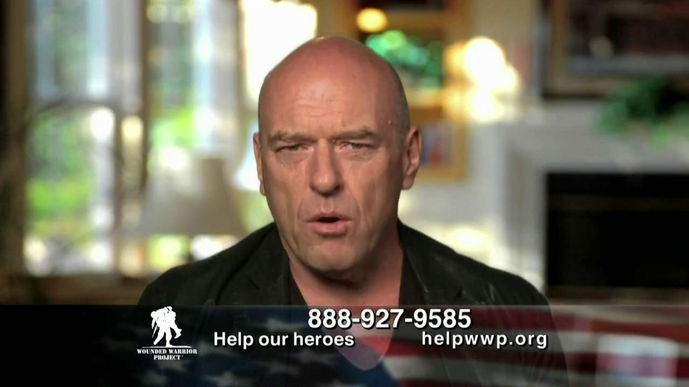 Wounded Warrior Project TV Spot, 'Eric' - Screenshot 4