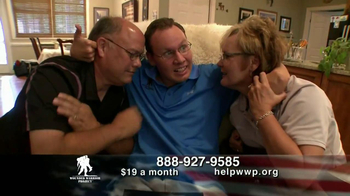 Wounded Warrior Project TV Spot, 'Eric' - Thumbnail 10