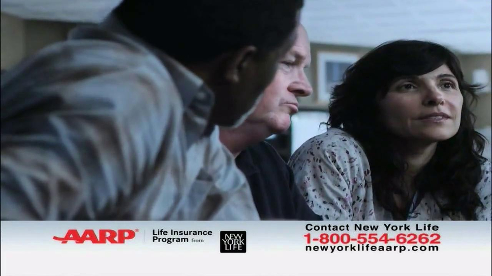 New York Life Aarp >> New York Life TV Commercial, 'Restaurant' - iSpot.tv