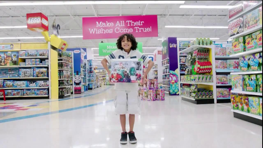 Toys R Us TV Spot, 'Surprise Trip' - Screenshot 10