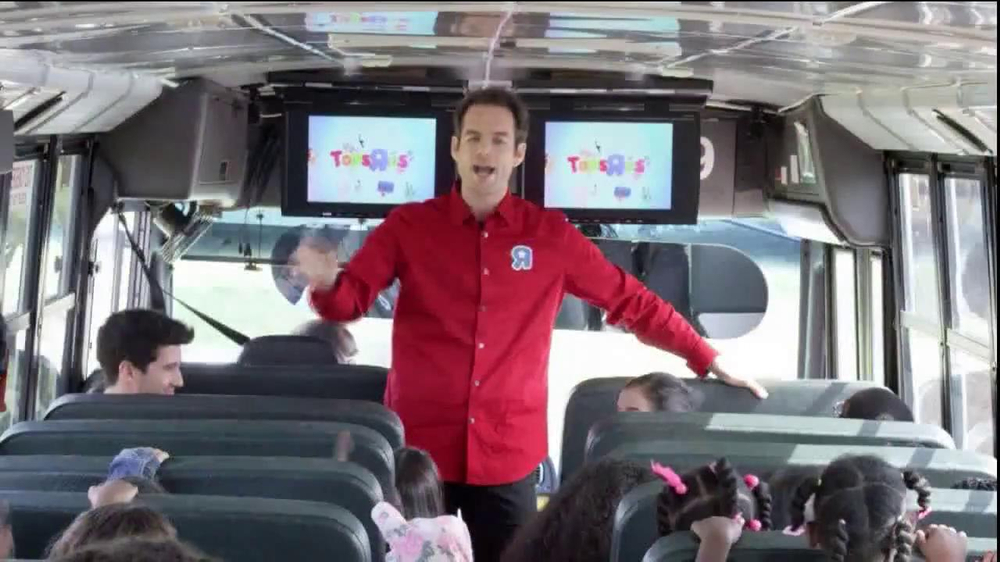 Toys R Us TV Spot, 'Surprise Trip' - Screenshot 5