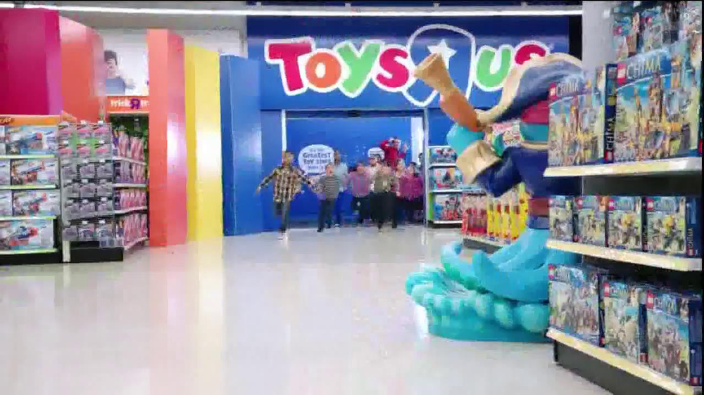 Toys R Us TV Spot, 'Surprise Trip' - Screenshot 6