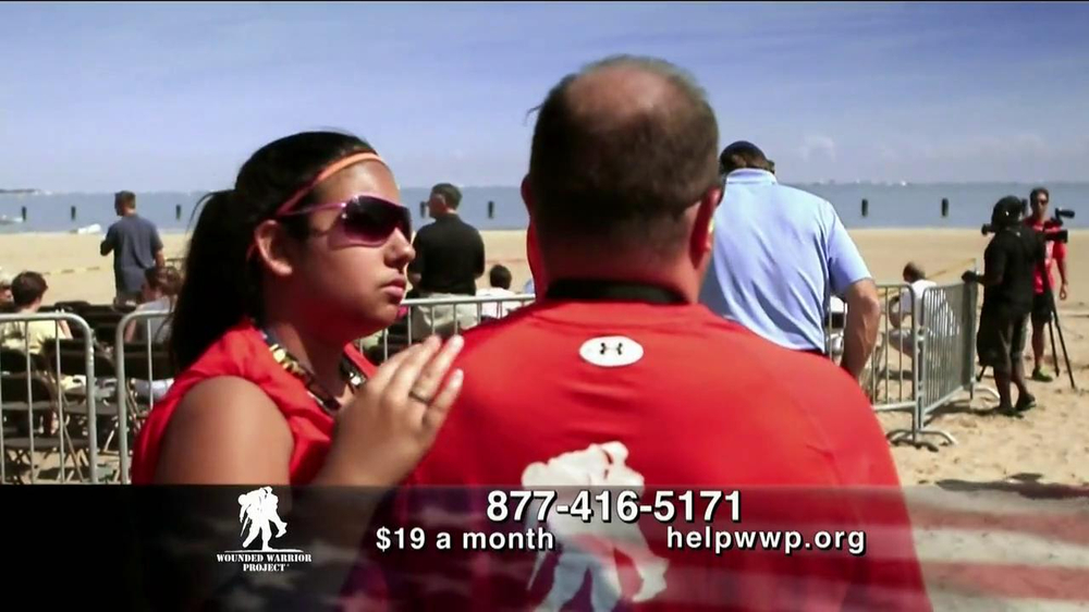 Wounded Warrior Project TV Spot, 'Physical Health & Wellness Event' - Screenshot 8