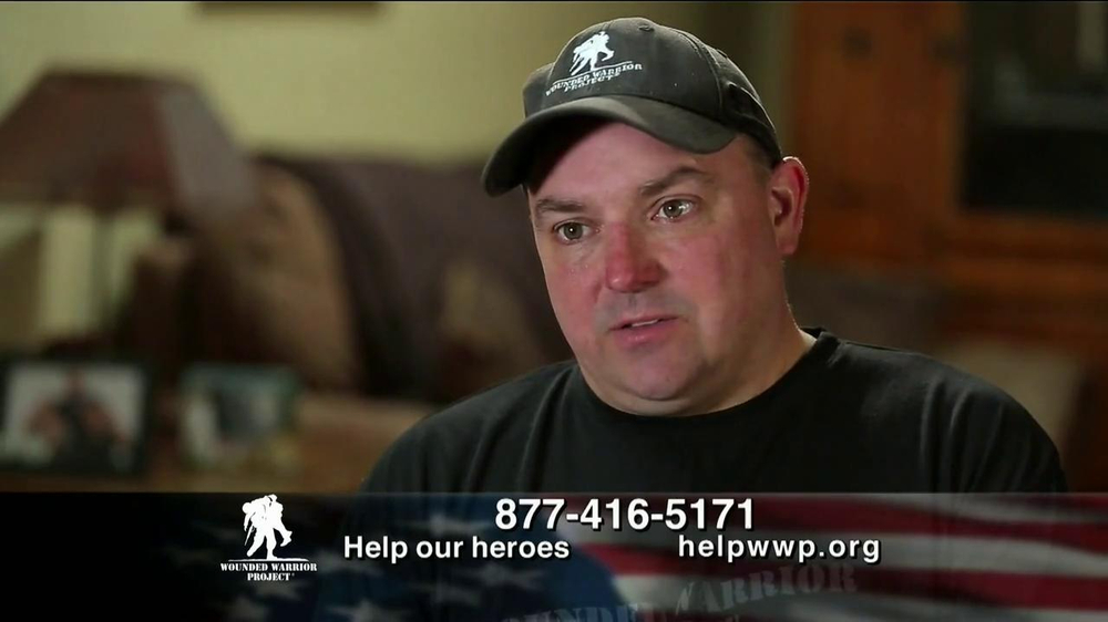 Wounded Warrior Project TV Spot, 'Physical Health & Wellness Event' - Screenshot 3