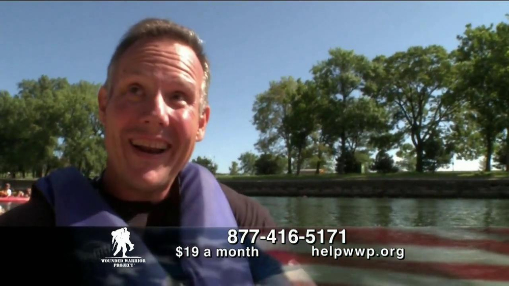 Wounded Warrior Project TV Spot, 'Physical Health & Wellness Event' - Screenshot 5