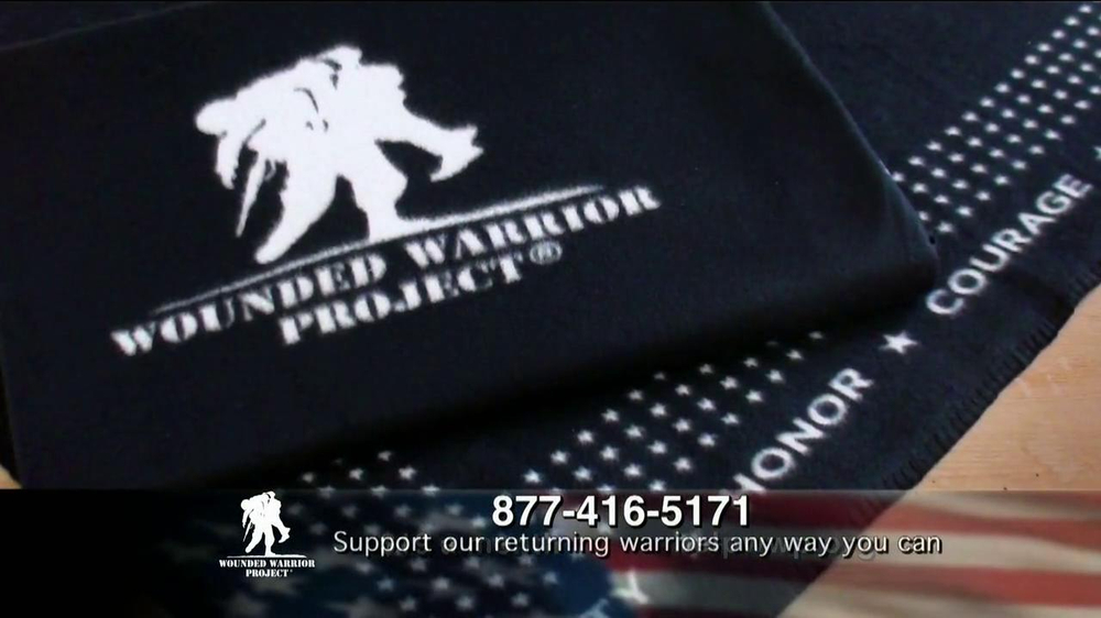 Wounded Warrior Project TV Spot, 'Physical Health & Wellness Event' - Screenshot 7