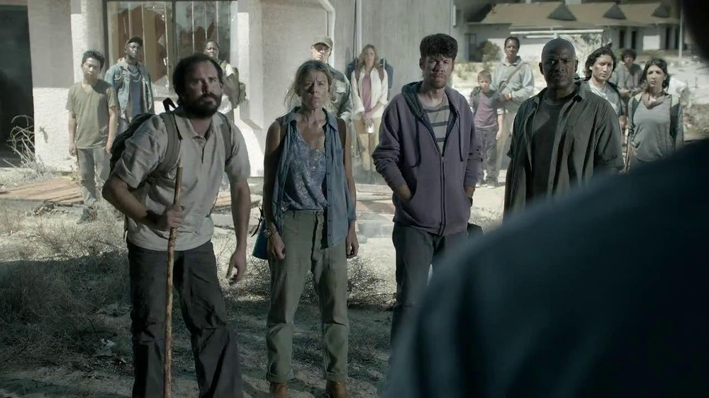 Hyundai TV Spot, 'The Walking Dead Chop ShopSpeech' - Screenshot 3