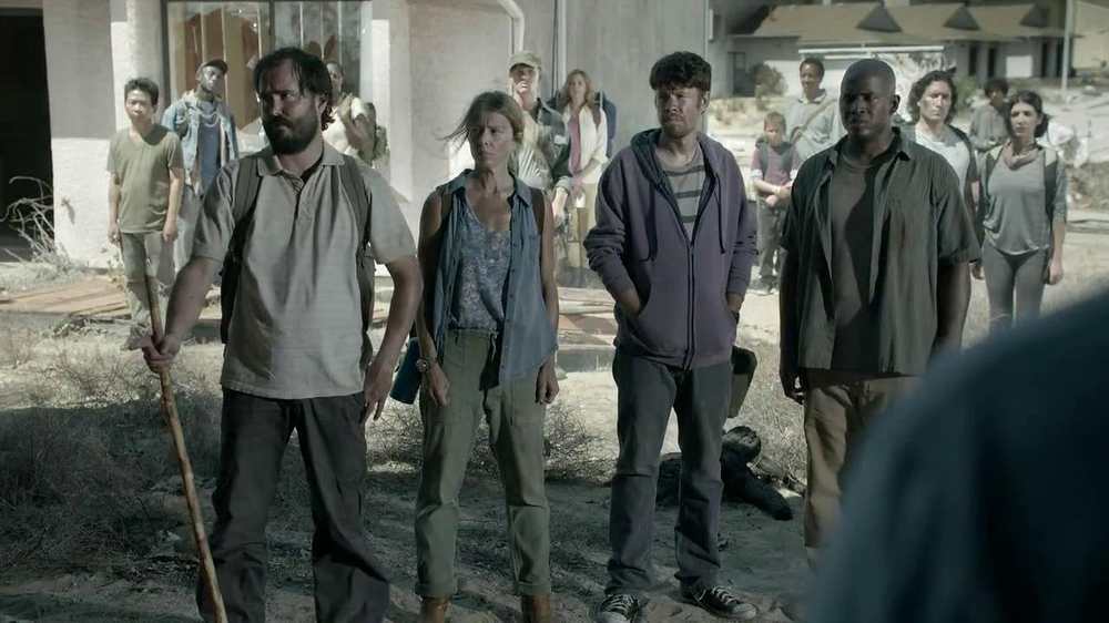 Hyundai TV Spot, 'The Walking Dead Chop ShopSpeech' - Screenshot 6